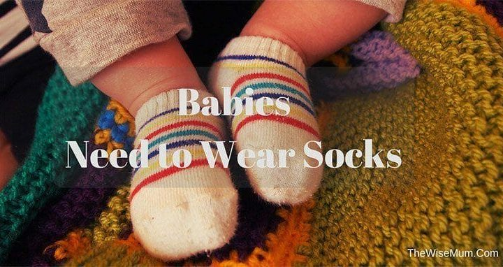 Do Babies Need to Wear Socks? Here's Everything You Need to Know!!!