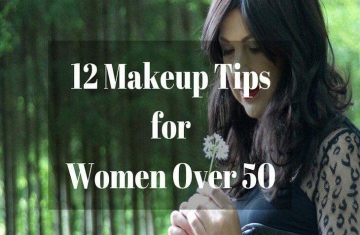 12 Essentials Makeup Tips for Women Over 50!