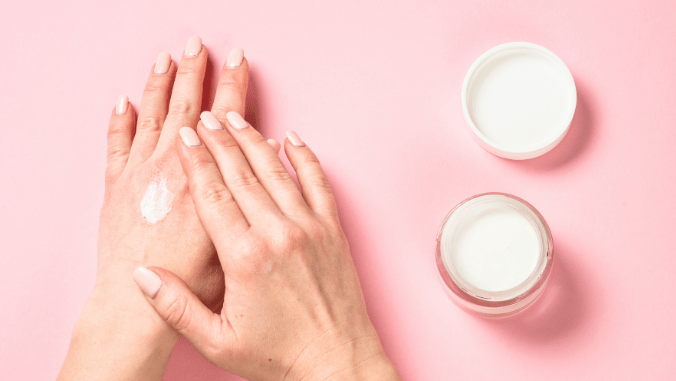 SPF Protection For Your Hands
